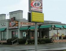 A & W / Long John Silvers, Maryville, Tn.