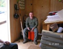 Doug Ladd, Job Foreman